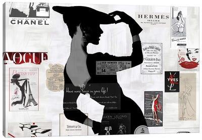 High Fashion II Canvas Art Print