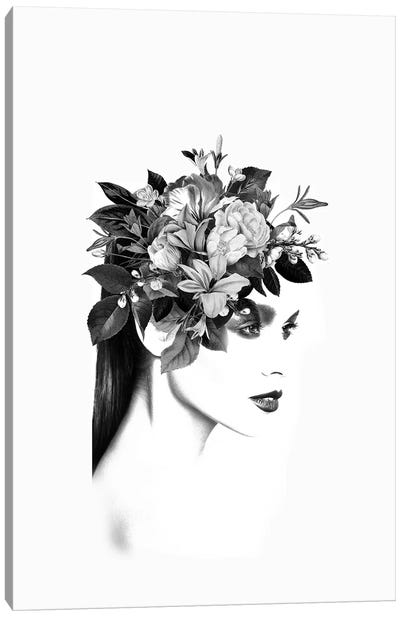 Floral I Canvas Art Print