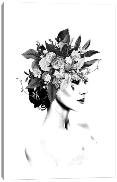 Floral III Canvas Art Print