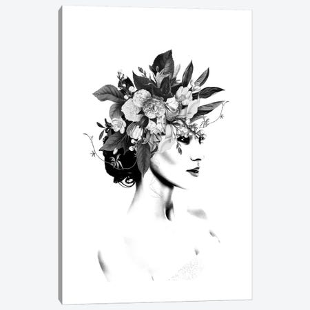 Floral III Canvas Print #AMR111} by Tatiana Amrein Canvas Art Print