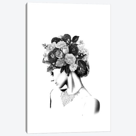 Floral IV 3-Piece Canvas #AMR112} by Tatiana Amrein Canvas Print