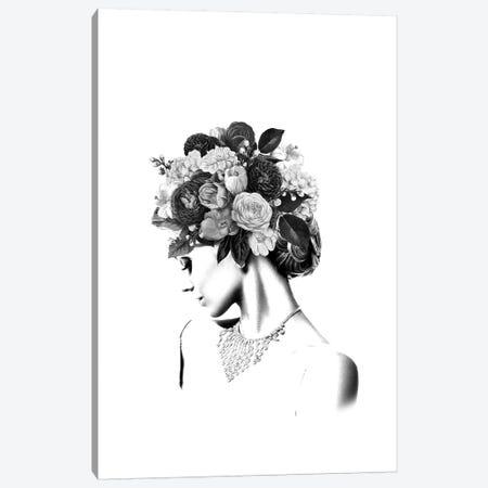 Floral IV Canvas Print #AMR112} by Tatiana Amrein Canvas Print