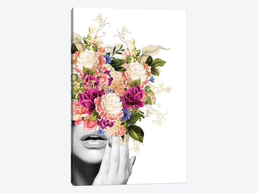 Flora I by Tatiana Amrein 1-piece Canvas Wall Art
