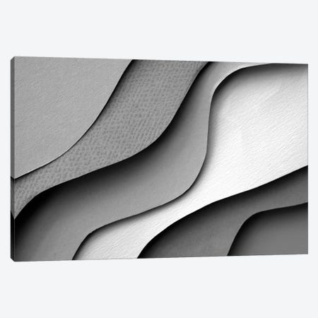 Waves Canvas Print #AMR128} by Tatiana Amrein Canvas Wall Art