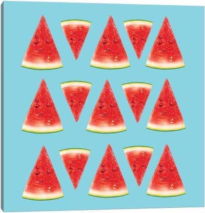 Melon Slices I Canvas Art Print