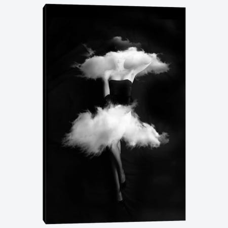Clouds Canvas Print #AMR15} by Tatiana Amrein Canvas Wall Art