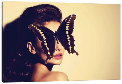 Fly With Me Canvas Art Print