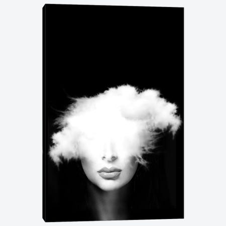 Head In The Clouds Canvas Print #AMR26} by Tatiana Amrein Art Print