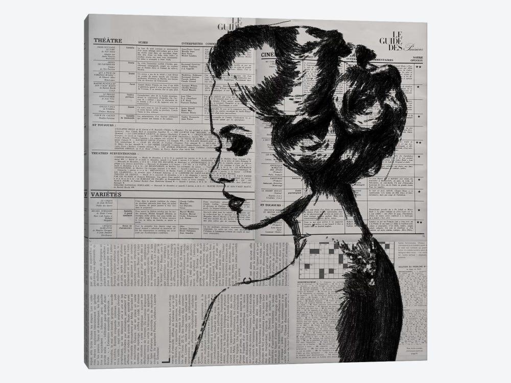 Alone by Tatiana Amrein 1-piece Art Print