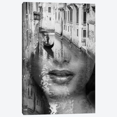 Venetian Dreams Canvas Print #AMR41} by Tatiana Amrein Canvas Wall Art