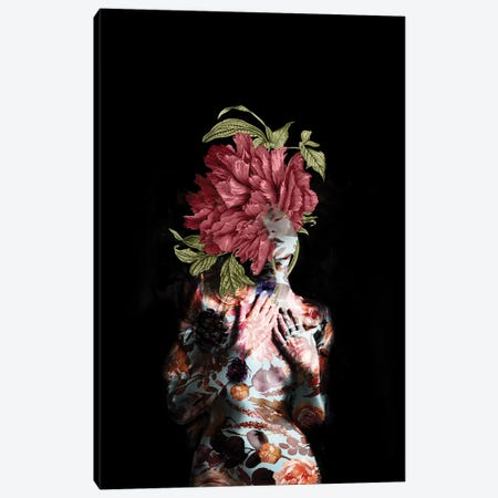 Spring Power 3-Piece Canvas #AMR54} by Tatiana Amrein Canvas Artwork