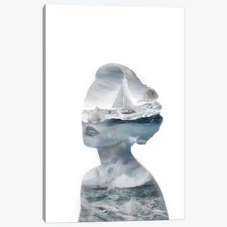 Storm Canvas Print #AMR55} by Tatiana Amrein Canvas Art