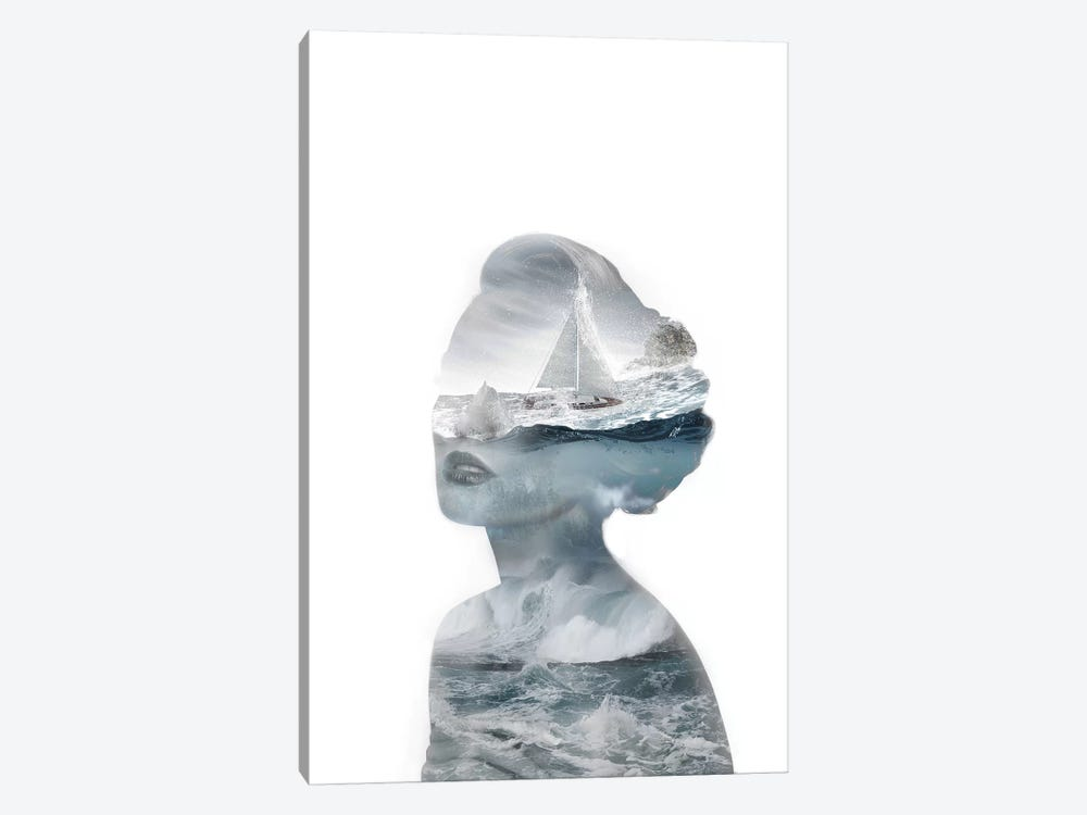 Storm by Tatiana Amrein 1-piece Art Print