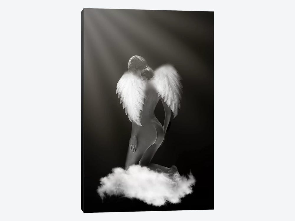Angel by Tatiana Amrein 1-piece Art Print