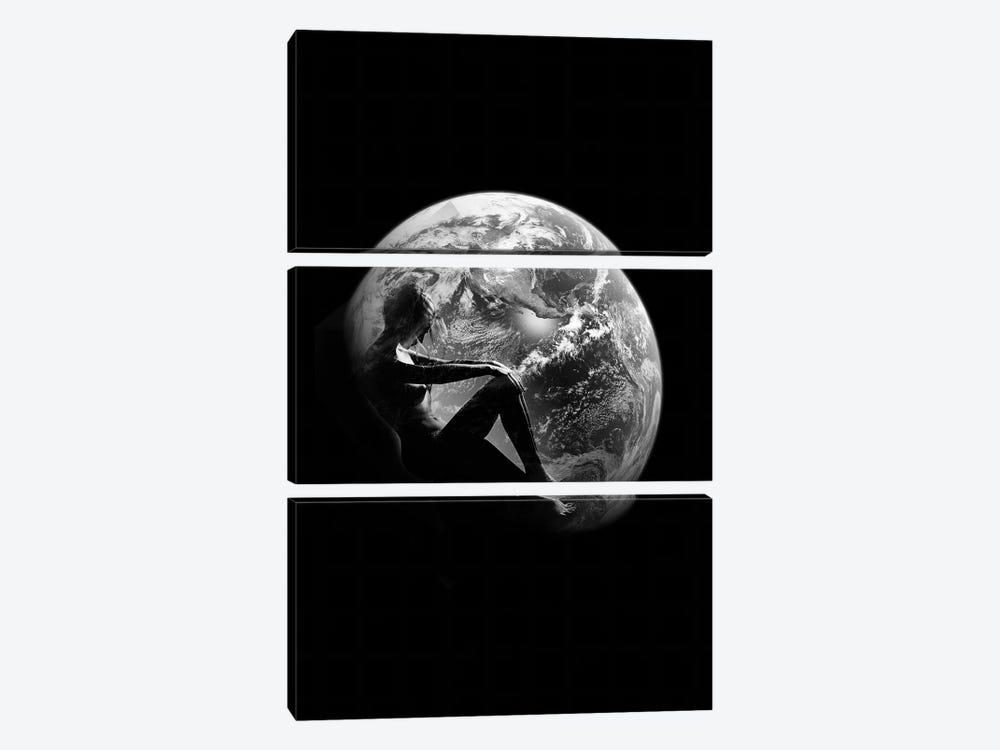 Cosmic II by Tatiana Amrein 3-piece Art Print