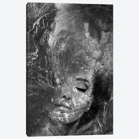 B&W I Canvas Print #AMR7} by Tatiana Amrein Art Print