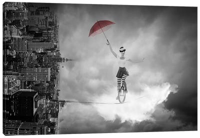 Equilible Canvas Art Print