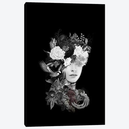 Lady Bird Canvas Print #AMR96} by Tatiana Amrein Canvas Artwork