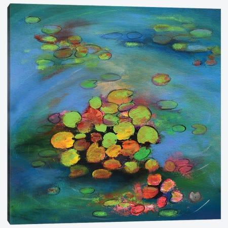 Pond Canvas Print #AMT10} by Amita Dand Canvas Art Print