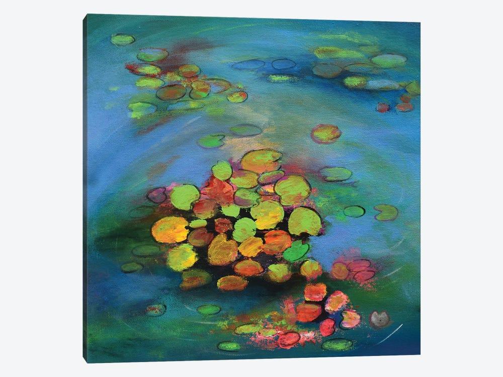 Pond by Amita Dand 1-piece Canvas Art