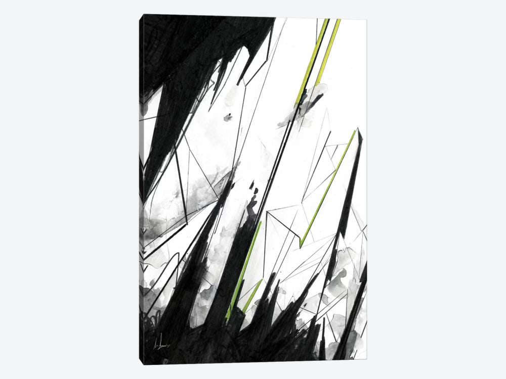 102 by Alexis Marcou 1-piece Canvas Art