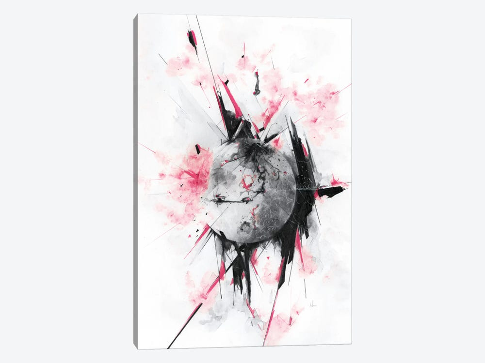 Mars by Alexis Marcou 1-piece Canvas Wall Art