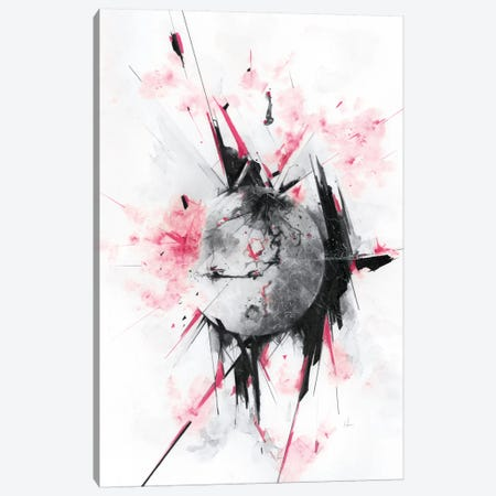 Mars Canvas Print #AMU20} by Alexis Marcou Canvas Print