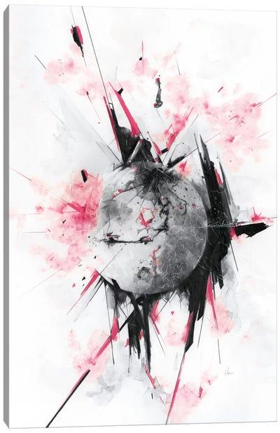 Mars Canvas Print #AMU20