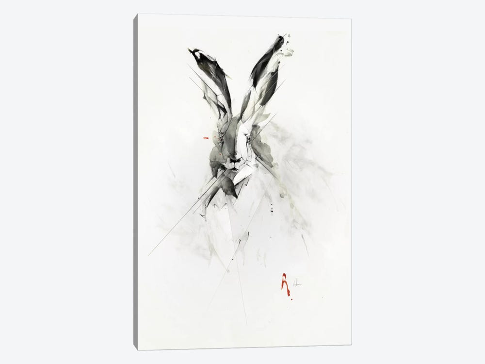 Mr. Rabbit by Alexis Marcou 1-piece Art Print