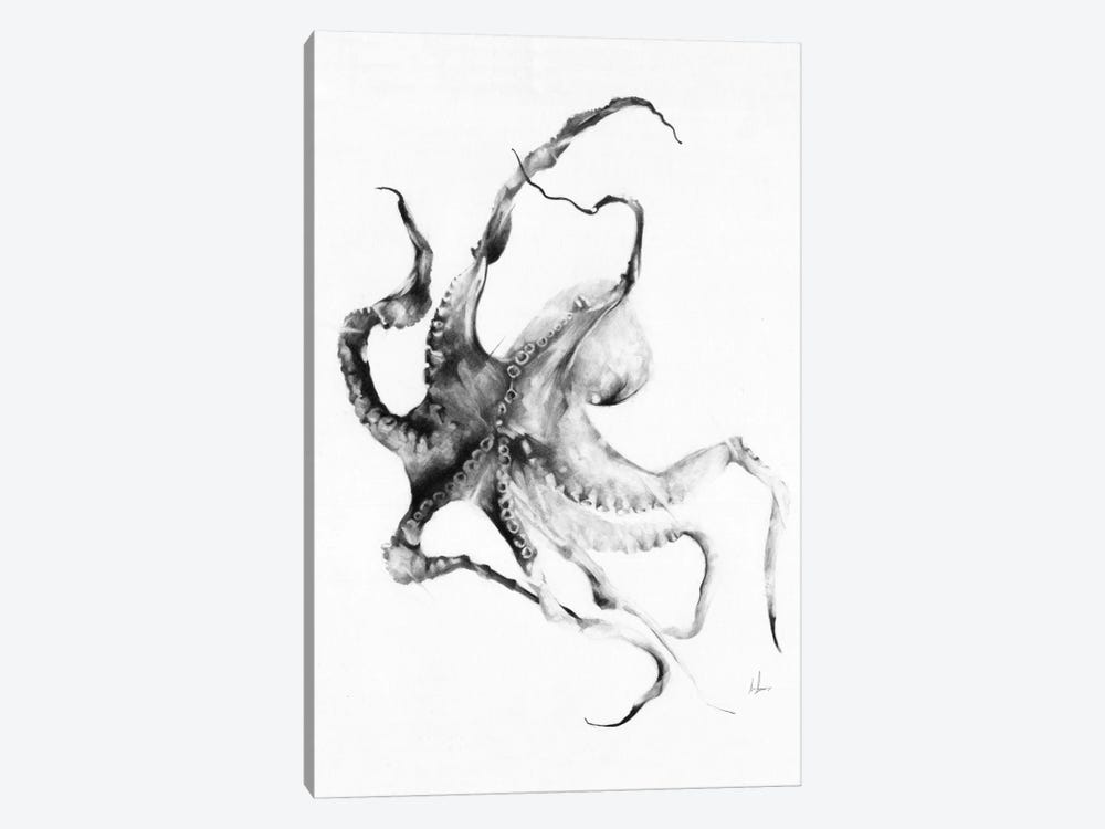 Octopus by Alexis Marcou 1-piece Canvas Art