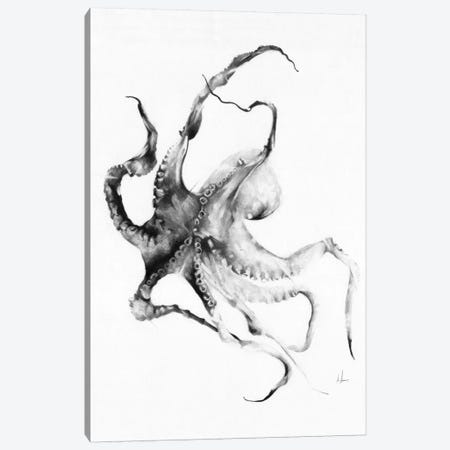 Octopus Canvas Print #AMU22} by Alexis Marcou Art Print