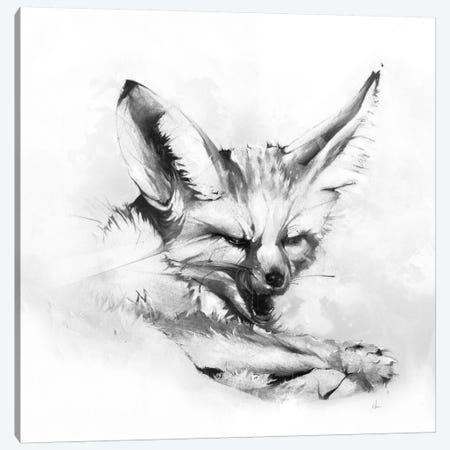 Taste Of Glory Canvas Print #AMU37} by Alexis Marcou Art Print