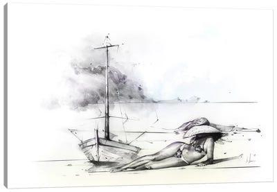 Barka Canvas Print #AMU4