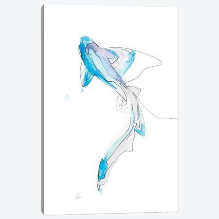 Phantom II Canvas Print #AMU50} by Alexis Marcou Canvas Art