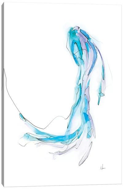 Phantom IV Canvas Art Print