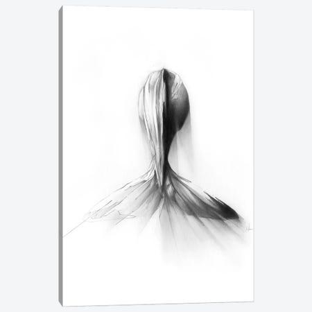 Sperm Whale Canvas Print #AMU53} by Alexis Marcou Canvas Wall Art