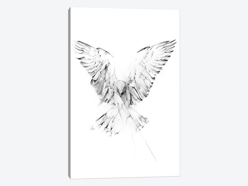 Phoenix by Alexis Marcou 1-piece Canvas Art Print