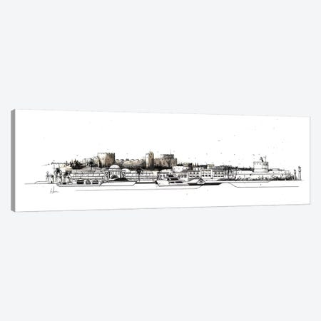 Rhodes Canvas Print #AMU64} by Alexis Marcou Canvas Art