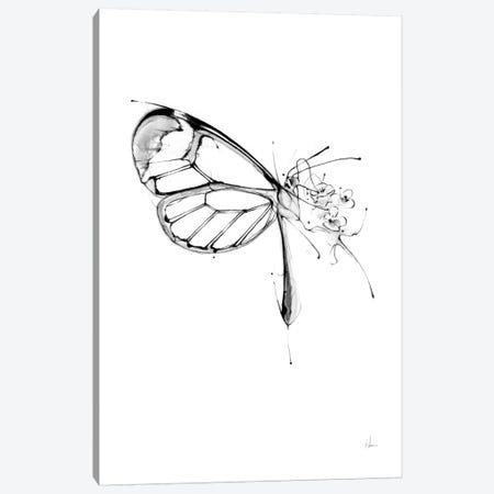 Butterfly Fuel Canvas Print #AMU6} by Alexis Marcou Canvas Artwork