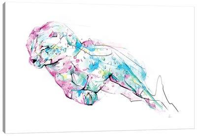 Chetah Canvas Art Print