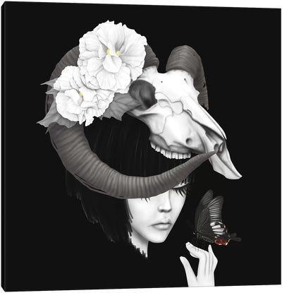 Iswara Canvas Art Print