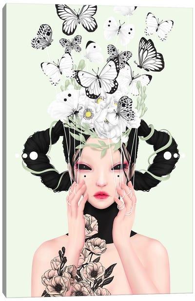 Angela's Crown Canvas Art Print
