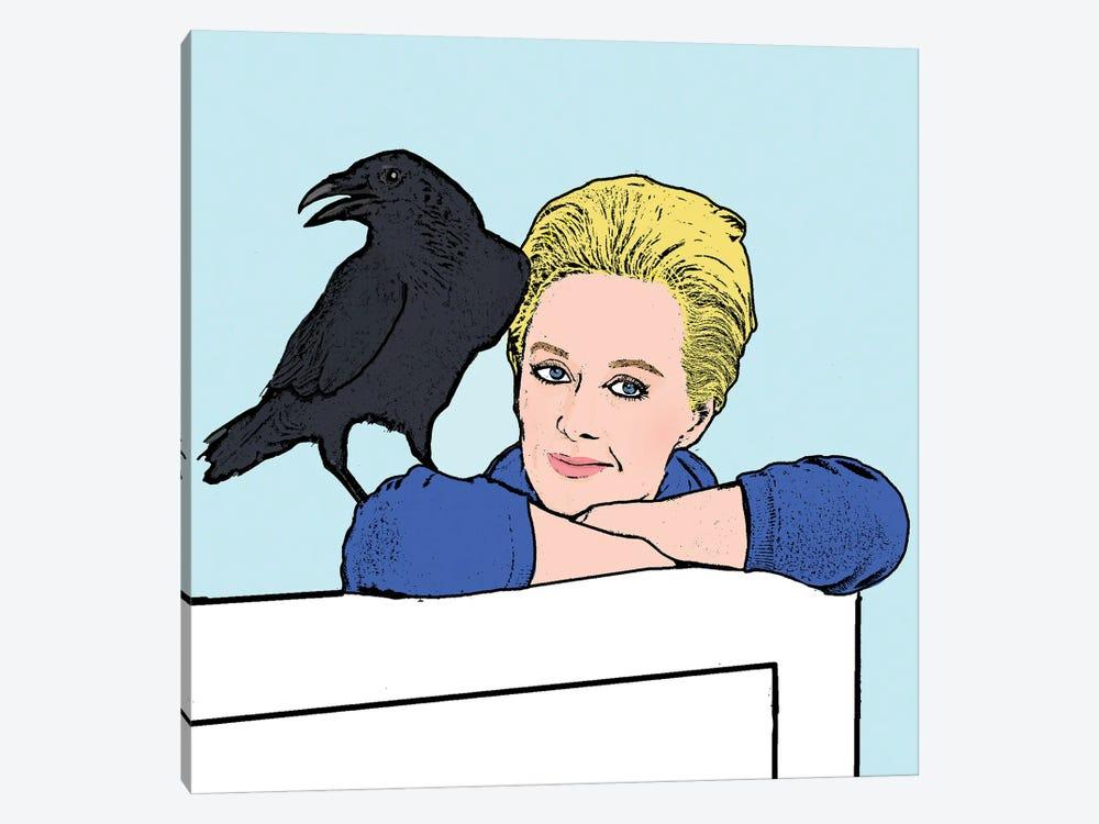 Birds by Amy May Pop Art 1-piece Canvas Art Print