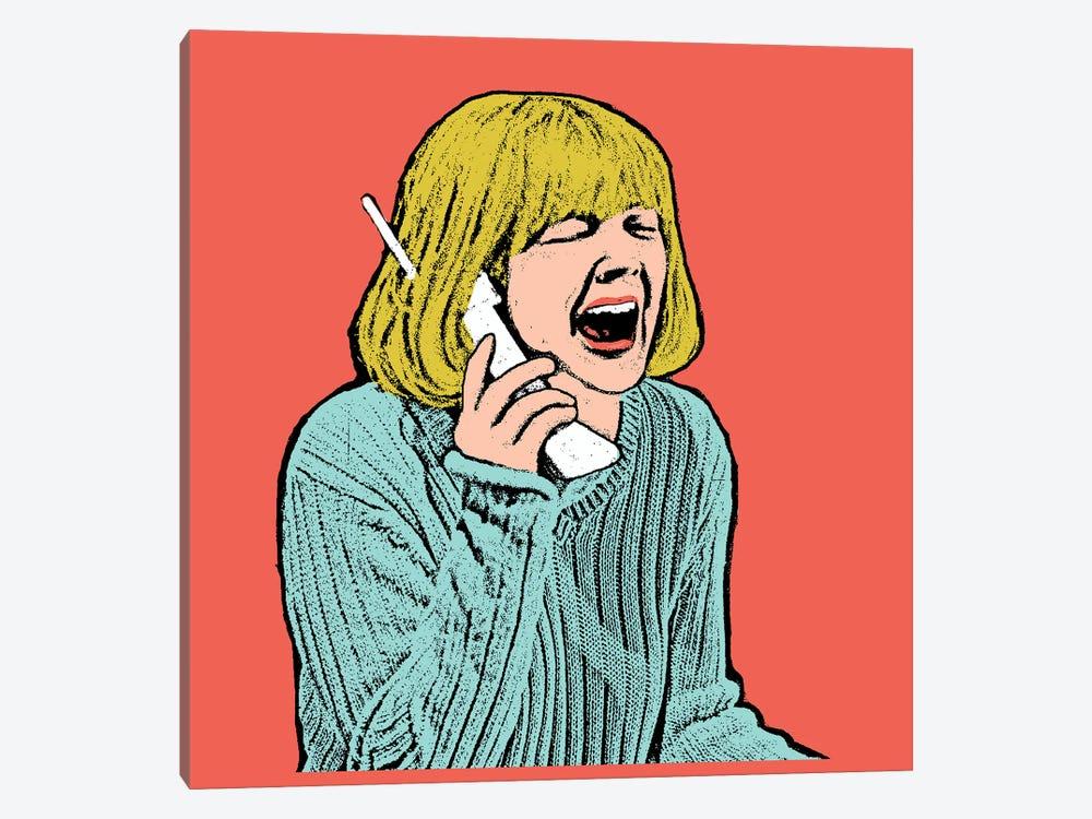 Scream by Amy May Pop Art 1-piece Canvas Print