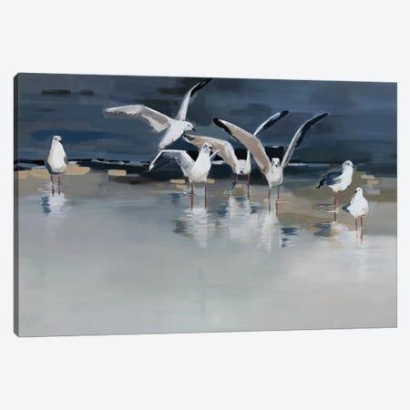 Serenity Canvas Print #AMZ12} by Angela Maritz Canvas Print