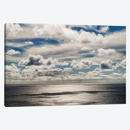 USA, California, La Jolla, Coastal clouds over the Pacific Canvas Print #ANC1} by Ann Collins Canvas Print