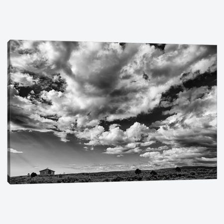 USA, New Mexico, Homestead Canvas Print #ANC23} by Ann Collins Canvas Art Print