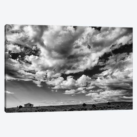 USA, New Mexico, Homestead Canvas Print #ANC23} by Ann Collins Canvas Art Print