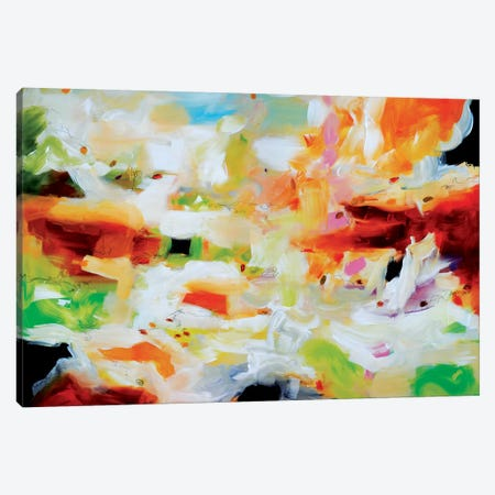 Saving Grace Canvas Print #AND10} by Andrada Anghel Art Print