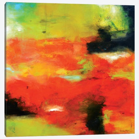 Sense And Subjectivity Canvas Print #AND18} by Andrada Anghel Canvas Print